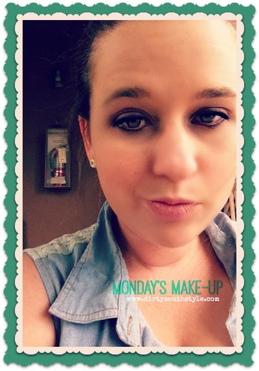 Make-Up Mondays, Shake off the Blues!