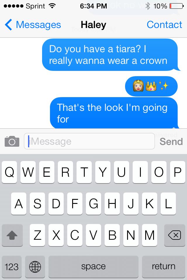 Birthday Texts