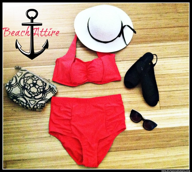 Bag: Francesca's Collections Suit&Sunnies: Forever21 Hat: CottonOn Flats: h&m