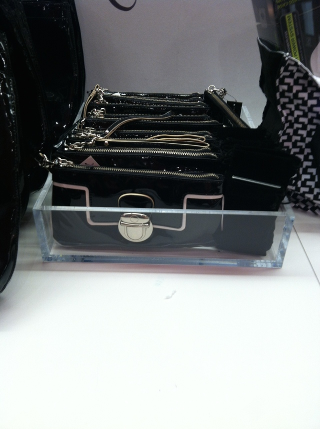 Free Business Card Holder or Clutch with any purchase!