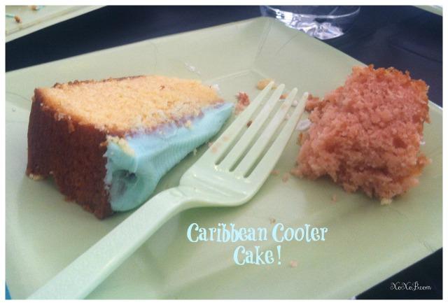 caribbeancoolercake