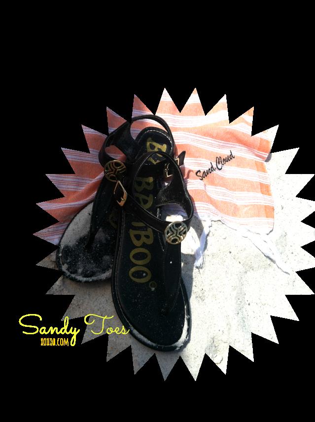 sandytoes