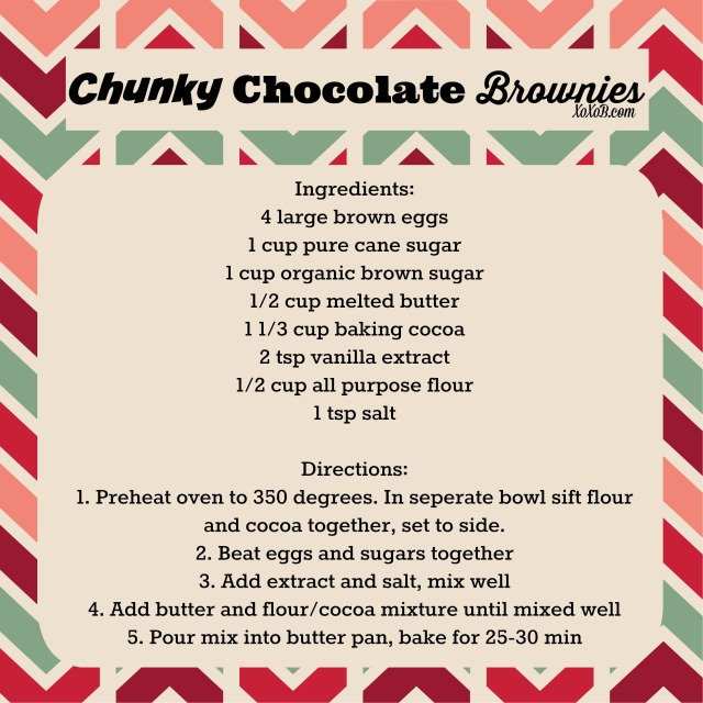 Chunkychocolatebrownies