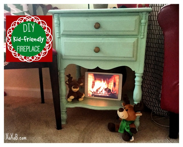 DIYfireplace