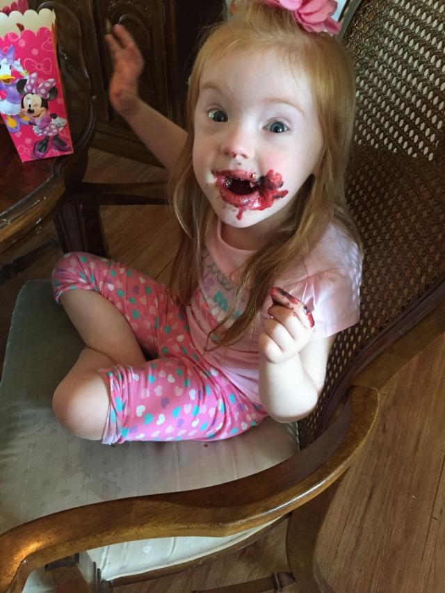 My beautiful niece Hayden!